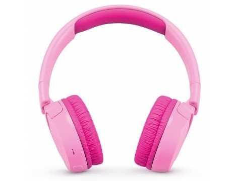 אוזניות JBL JR300BT Bluetooth - ורוד - תמונה 5