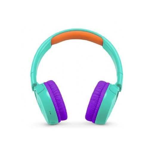 אוזניות JBL JR300BT Bluetooth - טורכיז - תמונה 2