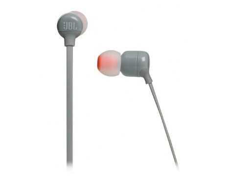 אוזניות JBL T110BT Bluetooth - אפור - תמונה 2