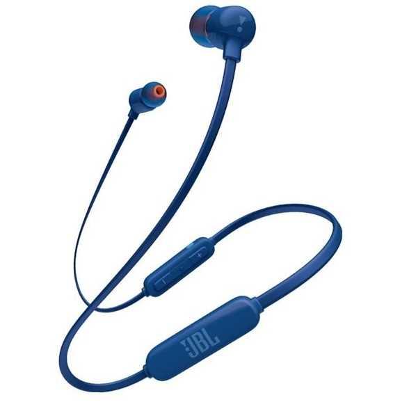 אוזניות JBL T110BT Bluetooth - כחול - תמונה 4
