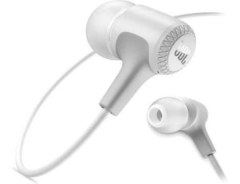 אוזניות חוטיות JBL E15 - לבן - תמונה 2