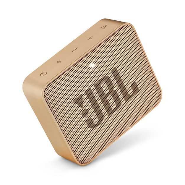 רמקול נייד JBL GO 2 - שמפניה - תמונה 3