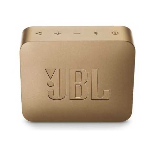 רמקול נייד JBL GO 2 - שמפניה - תמונה 4