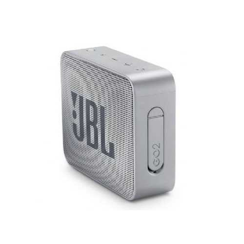 רמקול נייד JBL GO 2 - אפור - תמונה 2