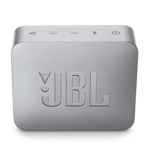 רמקול נייד JBL GO 2 - אפור - תמונה 4