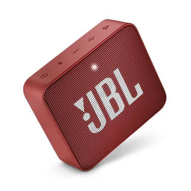 רמקול נייד JBL GO 2 - אדום - תמונה 3