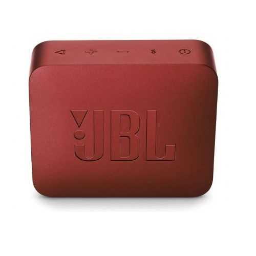 רמקול נייד JBL GO 2 - אדום - תמונה 4