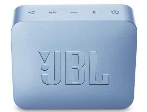 רמקול נייד JBL GO 2 - טורכיז - תמונה 4