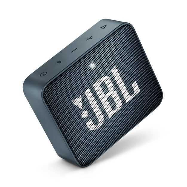 רמקול נייד JBL GO 2 - נייבי - תמונה 3