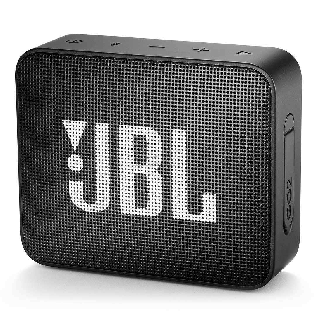 רמקול נייד JBL GO 2 - שחור - תמונה 1