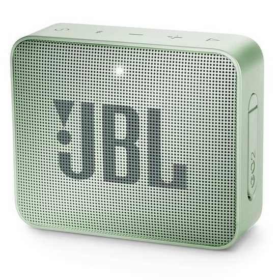 רמקול נייד JBL GO 2 - מנטה - תמונה 1