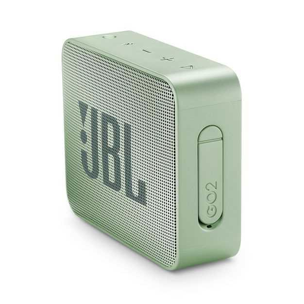 רמקול נייד JBL GO 2 - מנטה - תמונה 2