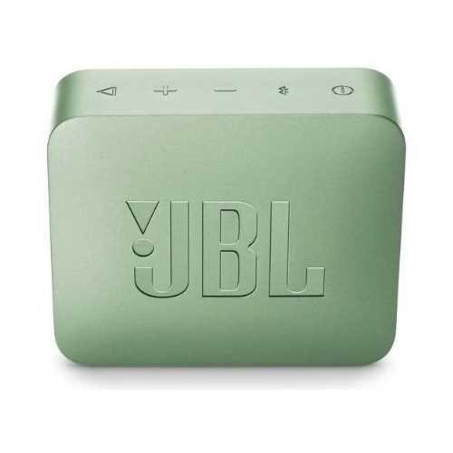 רמקול נייד JBL GO 2 - מנטה - תמונה 4