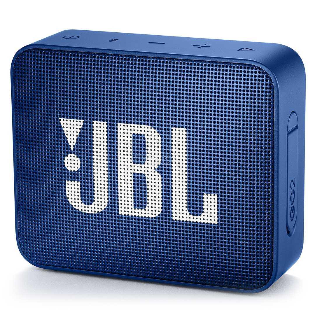 רמקול נייד JBL GO 2 - כחול - תמונה 1