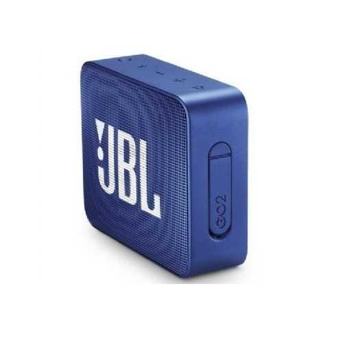 רמקול נייד JBL GO 2 - כחול - תמונה 2