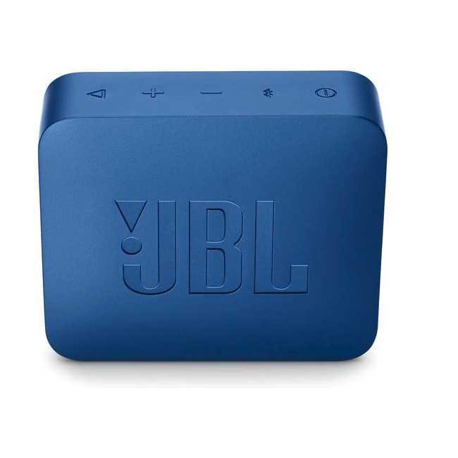 רמקול נייד JBL GO 2 - כחול - תמונה 4