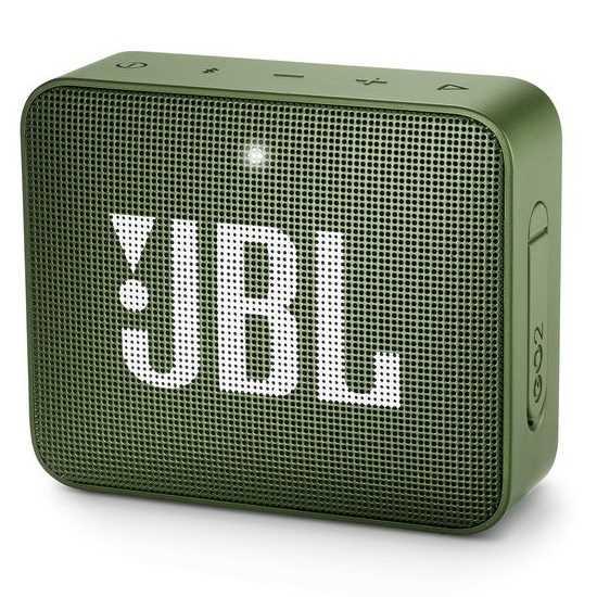 רמקול נייד JBL GO 2 - ירוק - תמונה 1