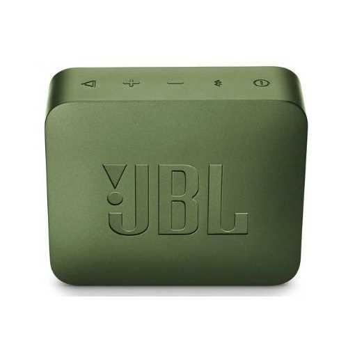 רמקול נייד JBL GO 2 - ירוק - תמונה 4
