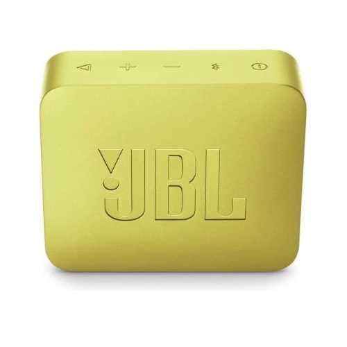 רמקול נייד JBL GO 2 - צהוב - תמונה 4