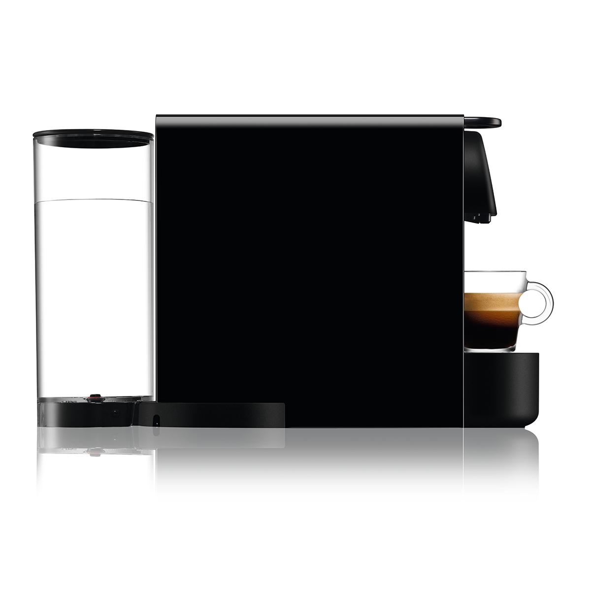 מכונת קפה NESPRESSO Essenza Plus C45 - צבע שחור - תמונה 2