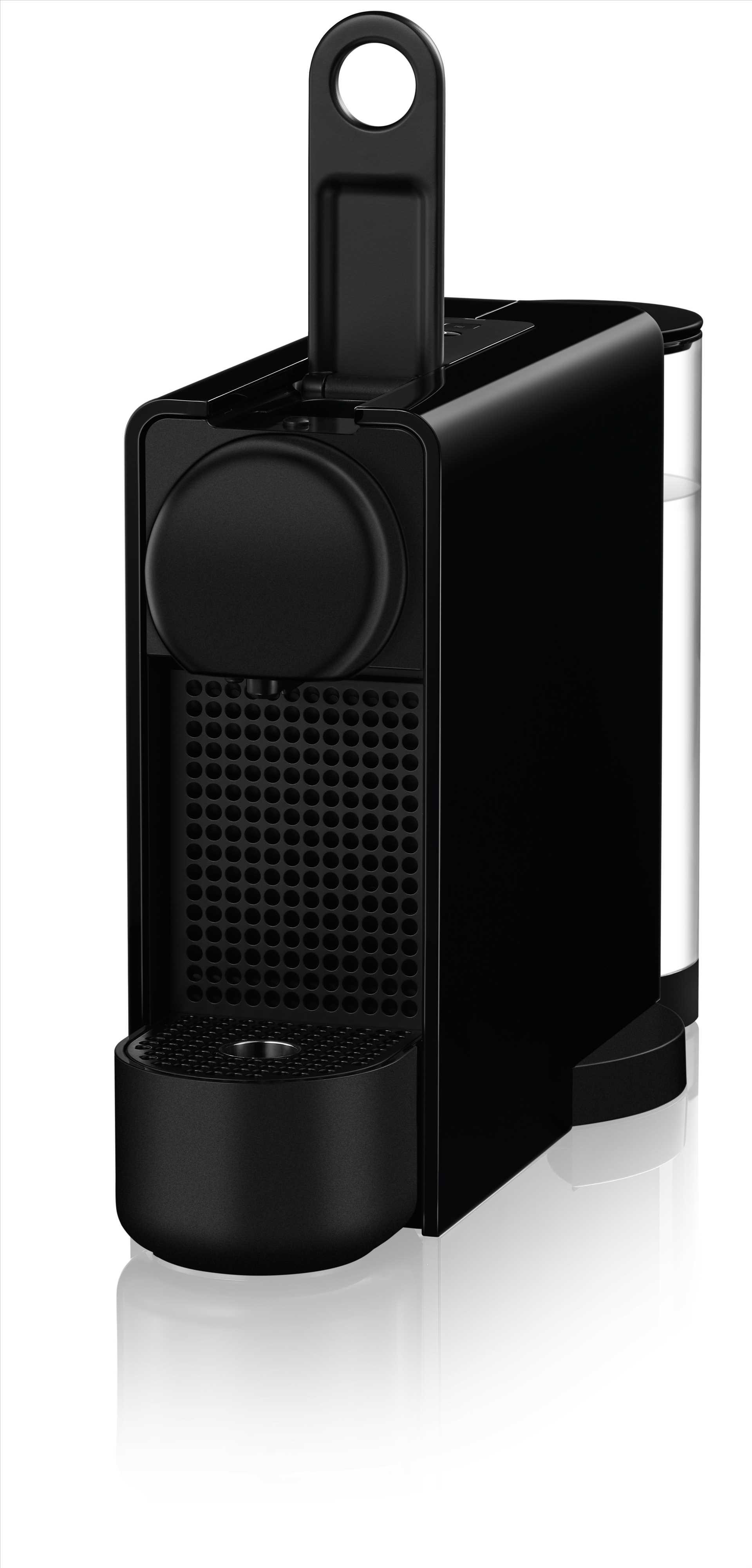 מכונת קפה NESPRESSO Essenza Plus C45 - צבע שחור - תמונה 5