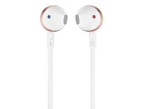 אוזניות חוטיות JBL T205 - אדום - תמונה 5