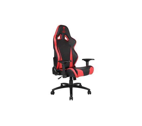 כיסא גיימרים Dragon Chair Zeus XL אדום - תמונה 1
