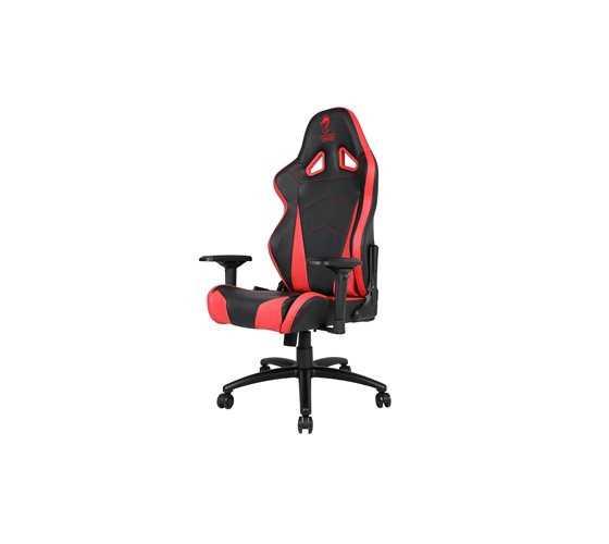 כיסא גיימרים Dragon Chair Zeus XL אדום - תמונה 2