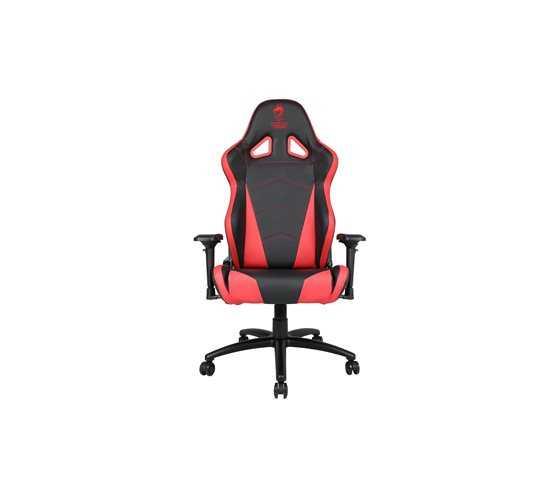 כיסא גיימרים Dragon Chair Zeus XL אדום - תמונה 3