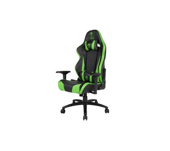 כיסא גיימרים Dragon Chair Zeus XL ירוק - תמונה 1