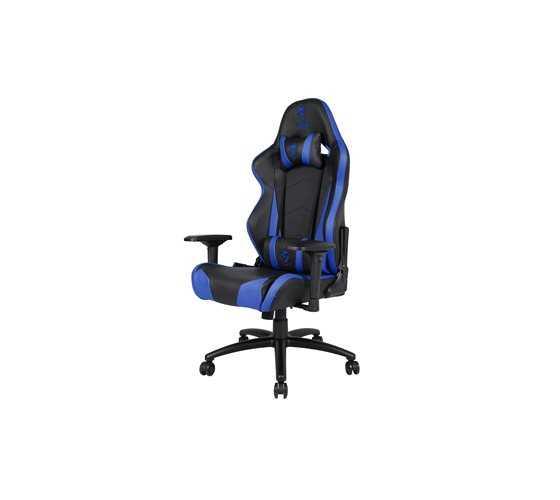 כיסא גיימרים Dragon Chair Zeus XL כחול - תמונה 1