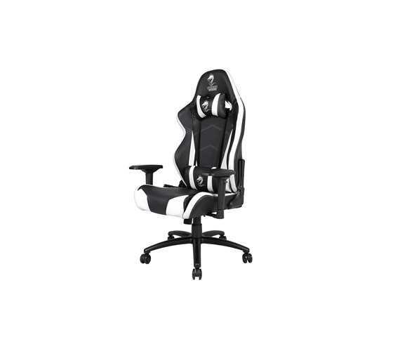כיסא גיימרים Dragon Chair Zeus XL לבן - תמונה 1