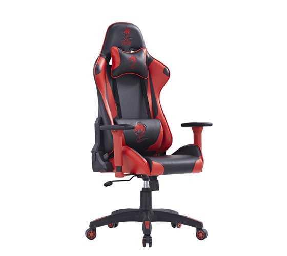 כסא גיימרים Dragon דגם Ceasar - תמונה 1