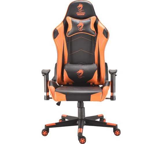 כסא גיימינג Dragon Ggladitor כתום - תמונה 1