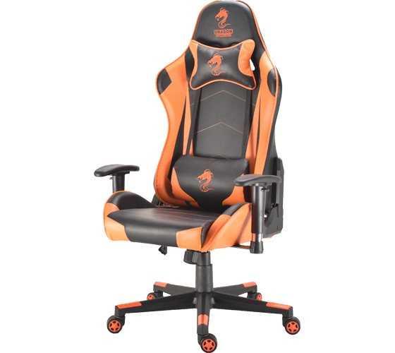 כסא גיימינג Dragon Ggladitor כתום - תמונה 3