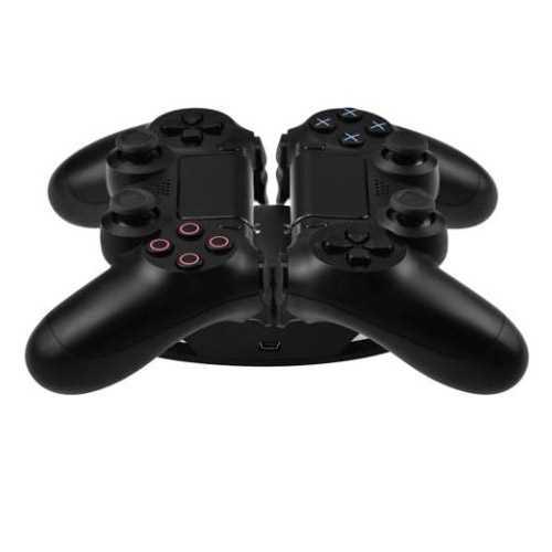 מטען זוגי לבקרי משחק Sony Playstation AndGame דגם Dragon GPS4-022 - תמונה 2