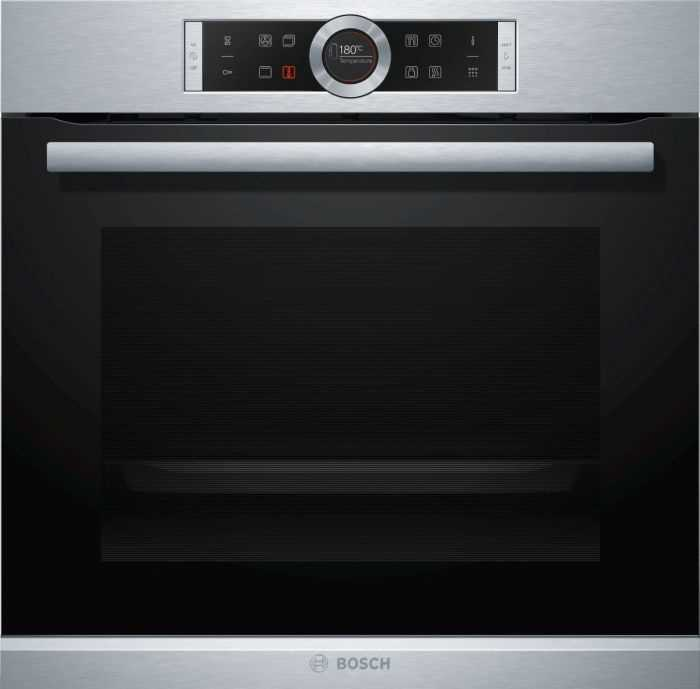 תנור בנוי פירוליטי Bosch HBG6725S2 בוש - תמונה 1