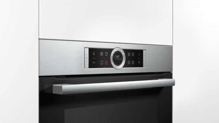 תנור בנוי פירוליטי Bosch HBG6725S2 בוש - תמונה 3
