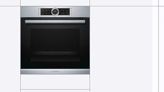 תנור בנוי פירוליטי Bosch HBG6725S2 בוש - תמונה 4
