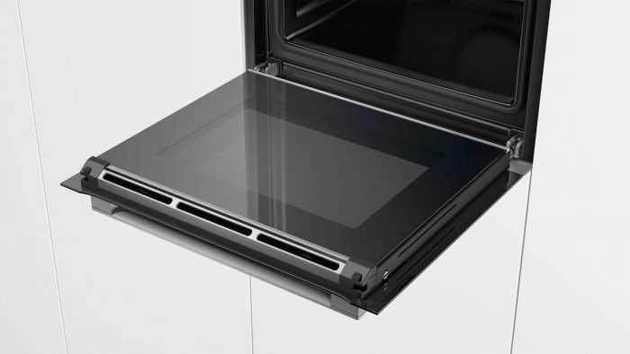תנור בנוי פירוליטי Bosch HBG6725S2 בוש - תמונה 5