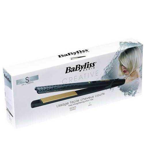 מחליק שיער Babyliss ST410E בייביליס - תמונה 2