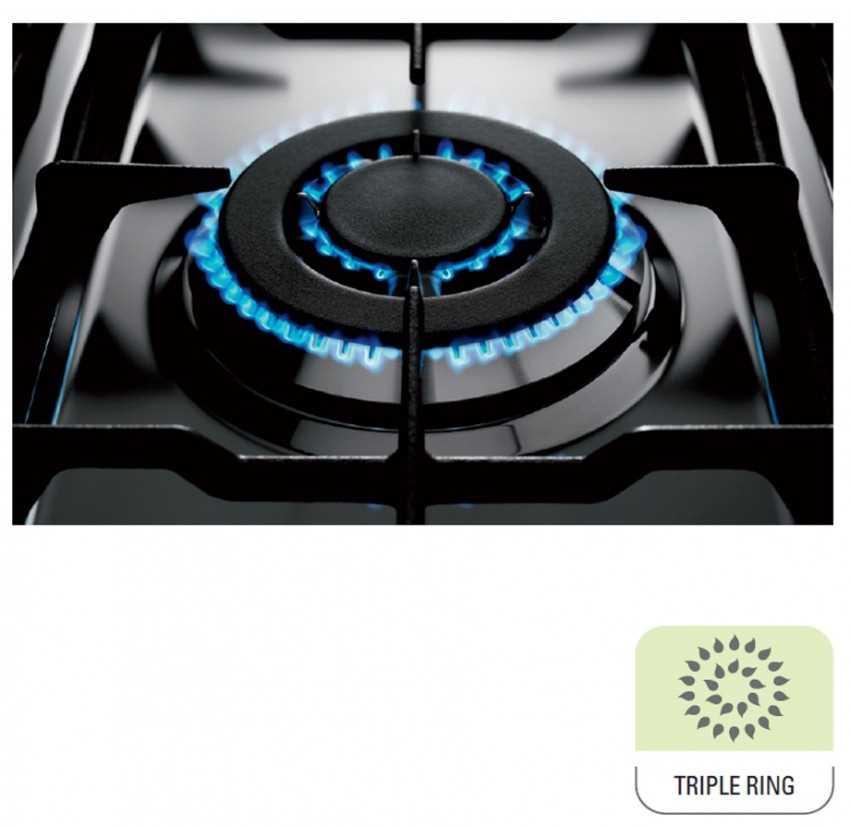 תנור משולב כיריים Lofra RRD96MFTE/CI - תמונה 2