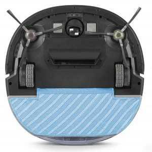 שואב אבק רובוטי Ecovacs Deebot Ozmo Slim - תמונה 5