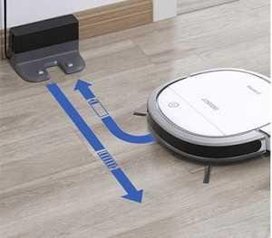 שואב אבק רובוטי Ecovacs Deebot Ozmo Slim - תמונה 7