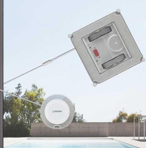 מנקה חלונות Ecovacs Winbot X - תמונה 4