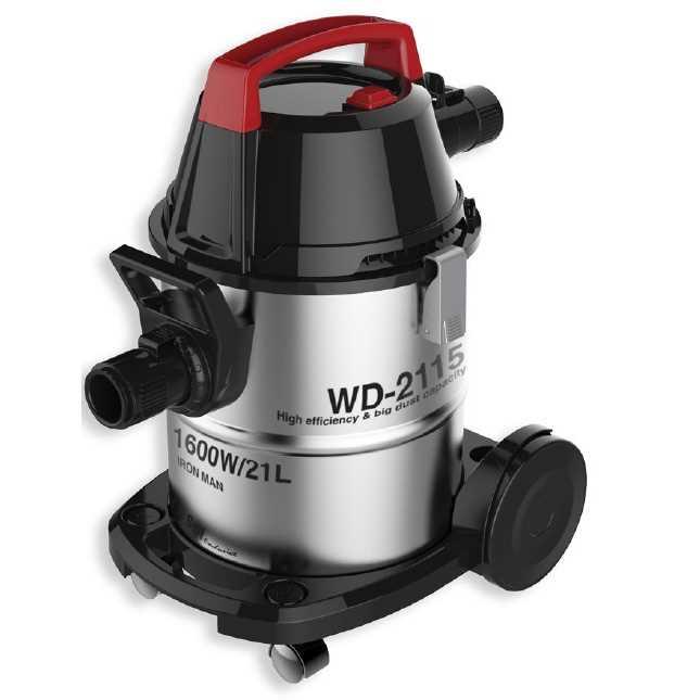 שואב אבק תעשייתי SOL WD2115 - תמונה 1