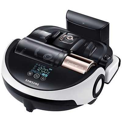 שואב אבק רובוטי Samsung Powerbot VR9000 SR20H9050U סמסונג - תמונה 1
