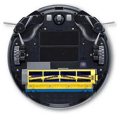 שואב אבק רובוטי Samsung SR10F71 סמסונג - תמונה 3