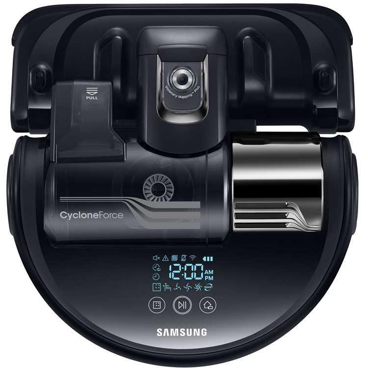 שואב אבק רובוטי Samsung SR20K9350WK סמסונג - תמונה 2