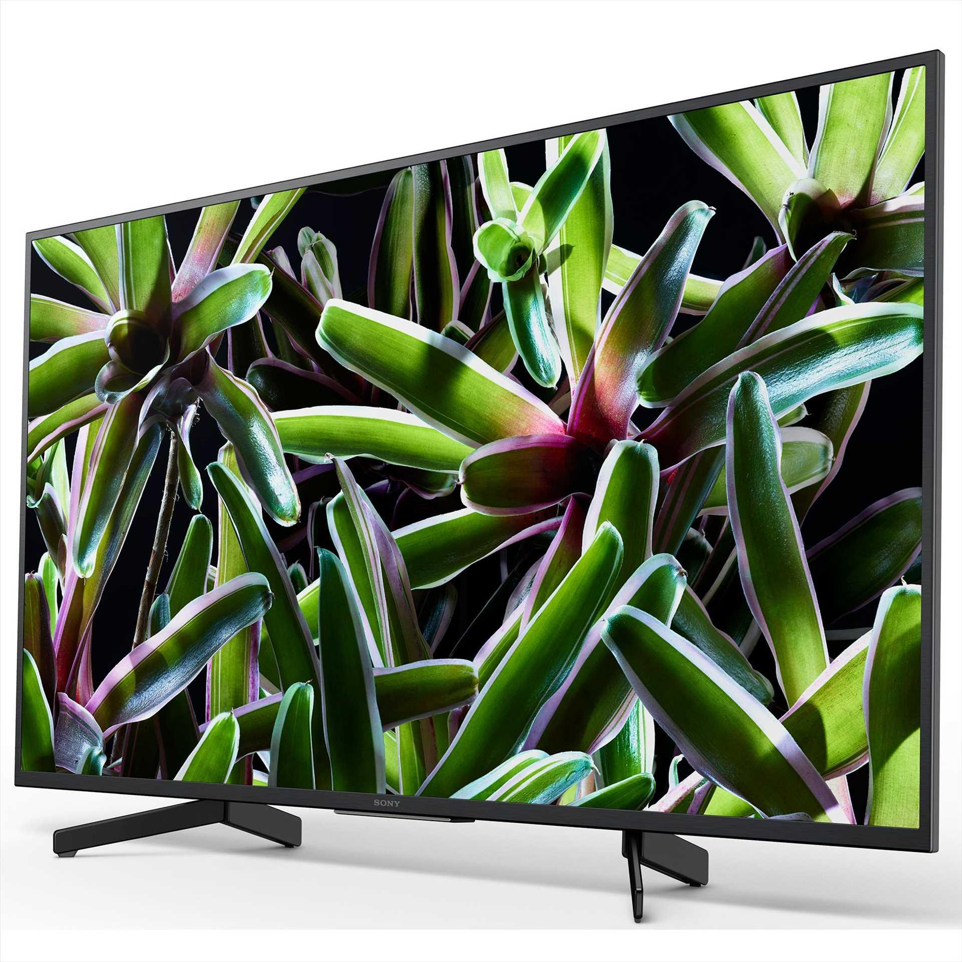 טלוויזיה Sony KD49XG7096BAEP4K סוני - תמונה 2